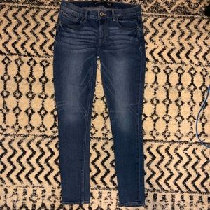 Express Denim Legging Skinny Jeans